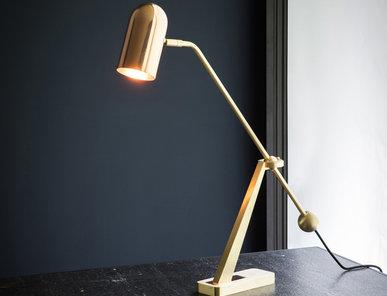Настольная лампа STASIS фабрики BERT FRANK