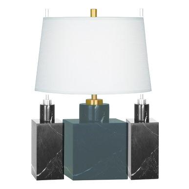 Настольная лампа Canaan Short Black фабрики JONATHAN ADLER