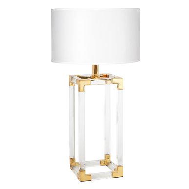 Настольная лампа Jacques Column фабрики JONATHAN ADLER