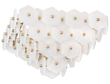 Люстра Vienna Semi Flush Mount фабрики JONATHAN ADLER