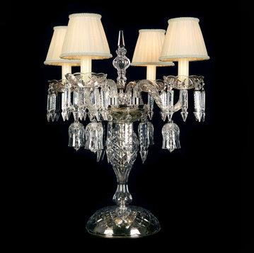 Настольная лампа 19226/4BL фабрики MARTINEZ Y ORTS