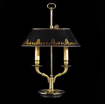 Настольная лампа 9557/2PN фабрики MARTINEZ Y ORTS