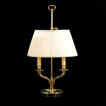 Настольная лампа 9557/2PP фабрики MARTINEZ Y ORTS