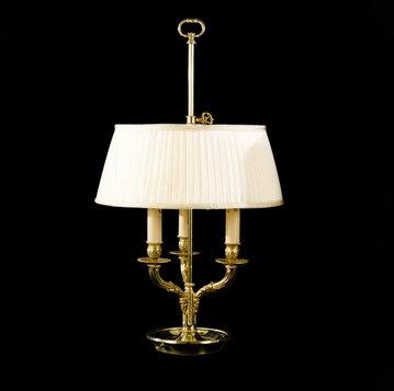 Настольная лампа 9557/3PP фабрики MARTINEZ Y ORTS