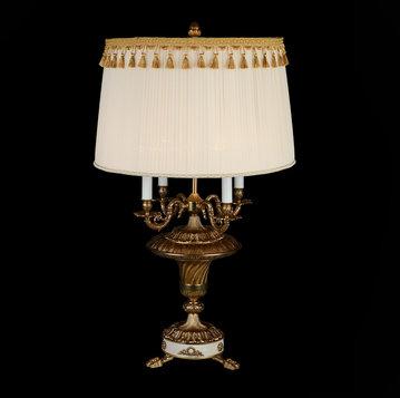 Настольная лампа 9580/4PG фабрики MARTINEZ Y ORTS
