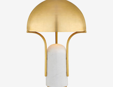 Настольная лампа AFFINITY MEDIUM фабрики KELLY WEARSTLER