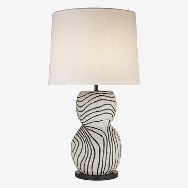Настольная лампа BALLA LARGE фабрики KELLY WEARSTLER