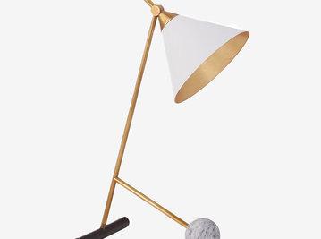 Настольная лампа CLEO фабрики KELLY WEARSTLER