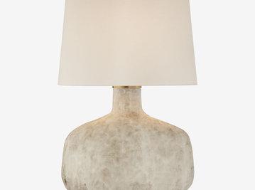 Настольная лампа BETON фабрики KELLY WEARSTLER