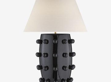Настольная лампа LINDEN фабрики KELLY WEARSTLER