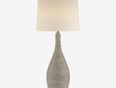 Настольная лампа SONARA фабрики KELLY WEARSTLER
