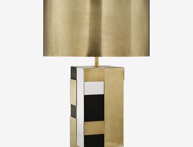 Настольная лампа BLOQUE фабрики KELLY WEARSTLER