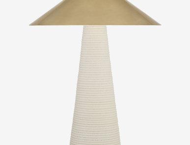 Настольная лампа MIRAMAR ACCENT фабрики KELLY WEARSTLER