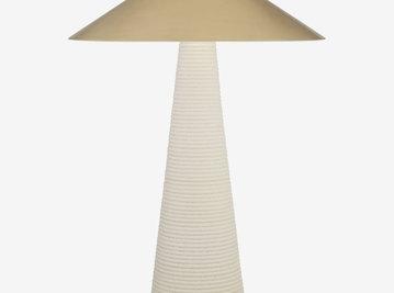 Настольная лампа MIRAMAR фабрики KELLY WEARSTLER