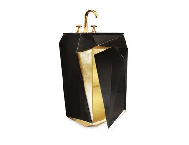 Мебель для ванной DIAMOND фабрики MAISON VALENTINA