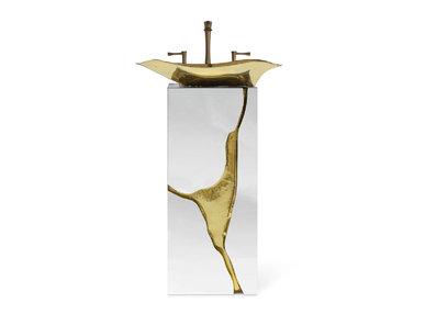 Мебель для ванной LAPIAZ фабрики MAISON VALENTINA