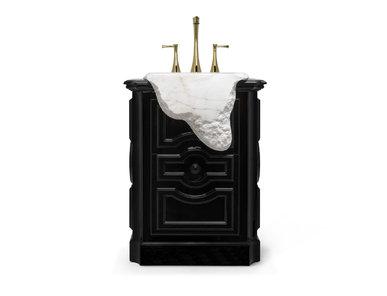 Мебель для ванной PETRA фабрики MAISON VALENTINA