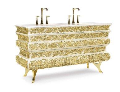 Мебель для ванной CROCHET фабрики MAISON VALENTINA
