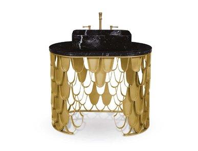 Мебель для ванной KOI SINGLE фабрики MAISON VALENTINA