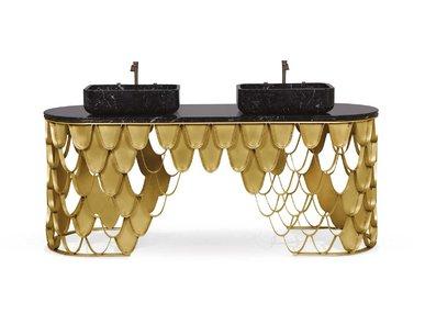 Мебель для ванной KOI фабрики MAISON VALENTINA