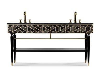 Мебель для ванной TORTOISE фабрики MAISON VALENTINA