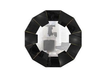 Зеркало DARIAN BLACK фабрики LUXXU