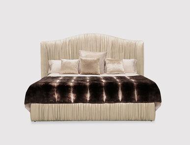 Кровать PLISSE фабрики KOKET