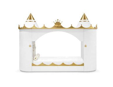 Детская кровать KINGS & QUEENS CASTLE фабрики CIRCU