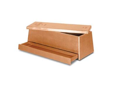 Ящик для игрушек COPPER BOX фабрики CIRCU