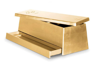 Ящик для игрушек GOLD BOX фабрики CIRCU