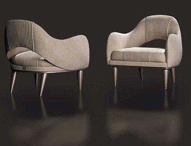 Итальянское кресло COCOON фабрики CIPRIANI