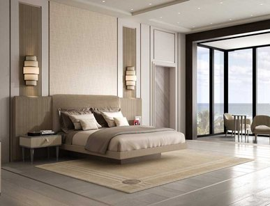 Итальянская спальня COCOON фабрики CIPRIANI