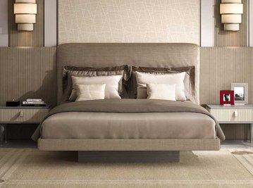 Итальянская кровать COCOON фабрики CIPRIANI