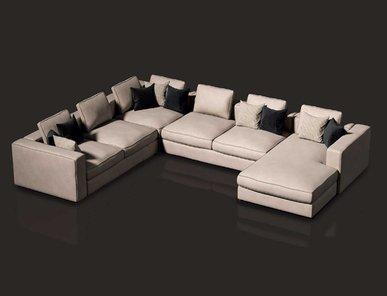 Итальянский диван ECLIPSE 01 фабрики CIPRIANI