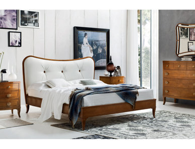 Итальянская кровать Nuvola фабрики LE FABLIER