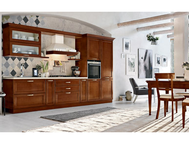 Итальянская кухня Ciliegi Composizione 1 фабрики LE FABLIER