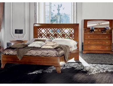 Итальянская спальня Composizione 04 фабрики LE FABLIER