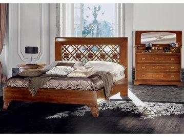 Итальянская кровать Ciliegio фабрики LE FABLIER
