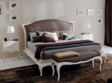 Итальянская спальня Composizione 05 фабрики LE FABLIER