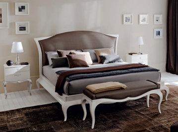 Итальянская кровать Mirtillo фабрики LE FABLIER