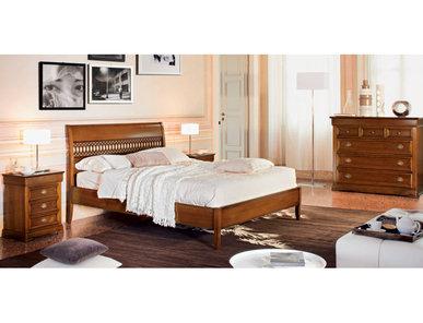 Итальянская спальня Composizione 06 фабрики LE FABLIER
