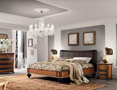 Итальянская спальня Fiordipesco 01 фабрики LE FABLIER