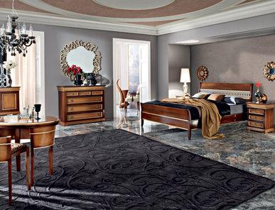Итальянская кровать Corallo фабрики LE FABLIER
