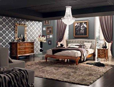 Итальянская спальня C'era una Volta фабрики LE FABLIER