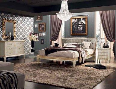 Итальянская кровать Aladino 01 фабрики LE FABLIER