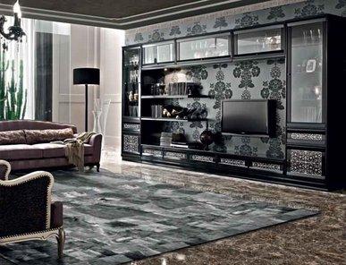 Итальянская гостиная Mosaico фабрики LE FABLIER