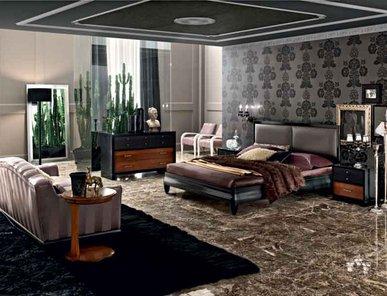 Итальянская спальня Mosaico фабрики LE FABLIER