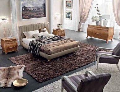 Итальянская кровать Odetta фабрики LE FABLIER