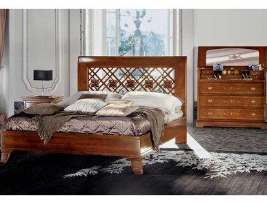 Итальянская кровать 856 Ciliegio  фабрики LE FABLIER