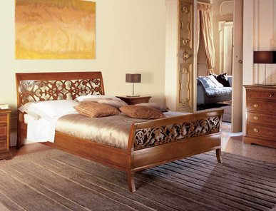 Итальянская спальня 858 Ciclamino фабрики LE FABLIER